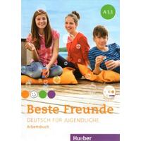 Georgiakaki M., Bovermann M., Seuthe C., Schumann A., Graf-Riemann E. - Beste Freunde: Лучшие друзья (курс немецкого языка для подростков и молодежи)