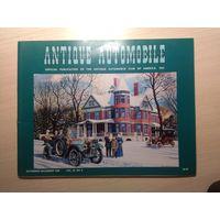 Журнал про классические автомобили, ретро автомобили, Америка 1990 год, 78стр