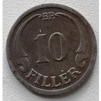 Венгрия 10 филлер 1940