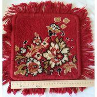 Коврик ковровый или салфетка под телефон