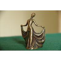 Статуэтка бронзовая Танцовщица  7,5 см