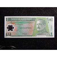 Гватемала 1 кетсаль 2008г UNC