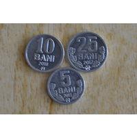 Молдова 5+10+25 бань