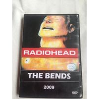 РАСПРОДАЖА DVD! RADIOHEAD - THE BENDS 2009