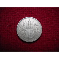 Австро-Венгрия, 1 крона 1899 г.
