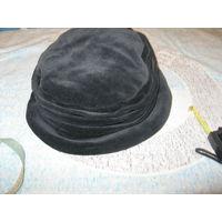 Шляпка панамка женская