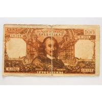 Франция (реплика), 100 центов