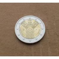 Литва, 2 евро 2018 г., 100 лет независимости