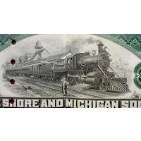 Lake Shore & Michigan Southern Railway, 1911 год