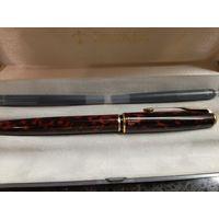 Ручка перьевая Parker (Паркер) VINTAGE SONNET AUTUMN RED п.750 18к