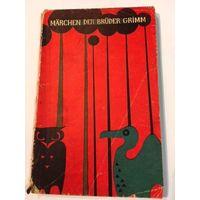 Книга Сказки Братьев Гримм на немецком языке