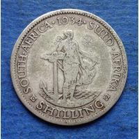 Южная Африка Британский доминион 1 шиллинг 1934 Георг V