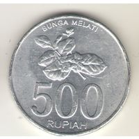 500 рупий 2003 г.
