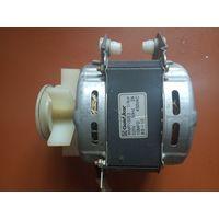 Электродвигатель Goldstar со шкивом от стиральной машине Аурика 110