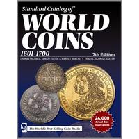 Каталоги монет Krause Полный набор 5 шт -- 1601-2019 PDF (электр)