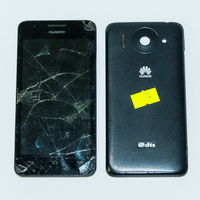 7 Huawei G510. По запчастям, разборка