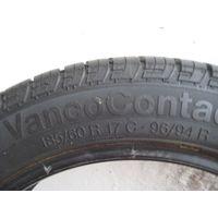 Колесо Continental VancoContact 185/60/R17C