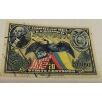 Эквадор, история, флаг, США, распродажа
