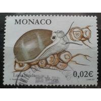 Монако 2002 фауна