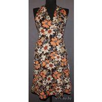 Классное платье-сарафан р-р 42-44. Старт с 5 у.е.!