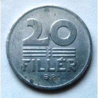 20 филлеров 1984 Венгрия