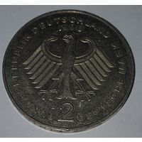 ФРГ 2 марки 1990