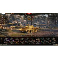 Аккаунт World of Tanks/ World of Warships