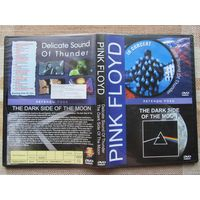 DVD PINK FLOYD (In Concert. Delicate Sound Of Thunder  – The Dark Side Of The Moon)