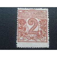 Сан-Марино 1921 стандарт
