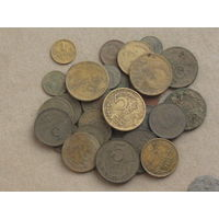 Советские монеты ЛОТ ЧКВ