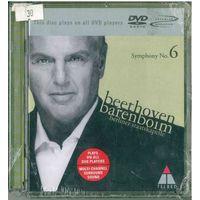DVD-Audio Beethoven, Barenboim, Berliner Staatskapelle - Symphony No.6 (2000)