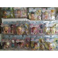 Куклы Братц Лил с двумя питомцами в ассортименте(12 различных наборов)КОЛЛЕКЦИОНИРУЕМ