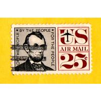 Марка США-1960-Abraham Lincoln