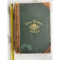 Английский Атлас 1897 г