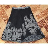 Новая женская юбка плиссе 52-54 р