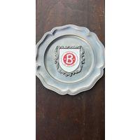 Тарелка сувенирная настенная