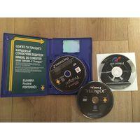 PS2 - Gran Turismo 4. Prologue  - Лицензионный диск