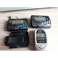 Электронные дорожные часы из 90-х
