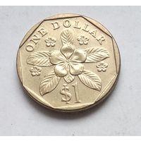 Сингапур 1 доллар, 1995 1-12-1