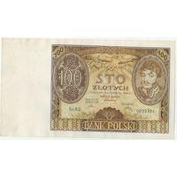 Польша, 100 злотых 1934 год.