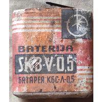 Батарейка СССР 1965 г. с 1 рубля
