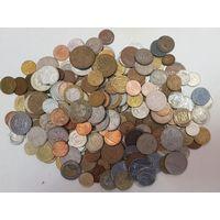 Сборный лот 230 монет