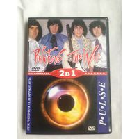РАСПРОДАЖА DVD! PINK FLOYD - THE WALL - PULSE - 2 в 1