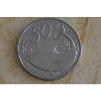 Острова Кука 50 центов 1983