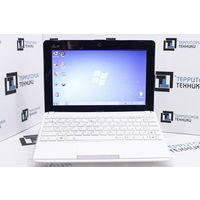 "Белый 10.1"" ASUS Eee PC 1015BX на AMD (1Gb, 320Gb). Гарантия"