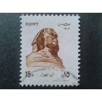 Египет 1994 сфинкс большой размер