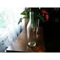 Немецкая бутылка с клеймом (Перекрещенный молот и меч). 3 рейх