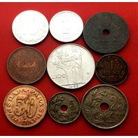 9 монет без повторов #9-101