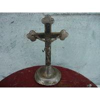 Крест старинный не чищенный