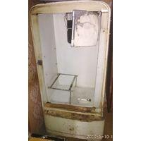 Холодильник Днепр под восстановление или на запчасти (отсутствуют дверь,полки, емкости мясо и фрукты!)